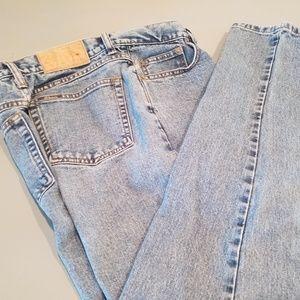 Ann Taylor Denim ATDenim classic straight leg Jean
